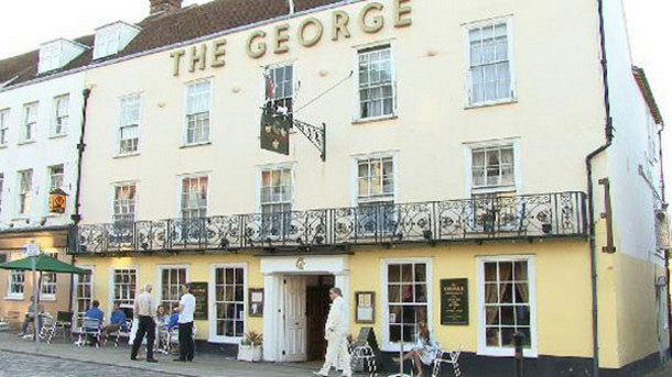 George Hotel £10m Refurbishment Plans Announced