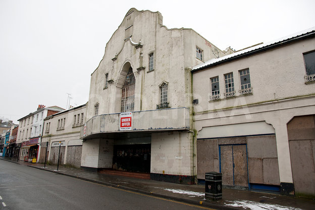 New £6million plans featuring apartments and shops submitted for derelict Odeon in Crouch Street