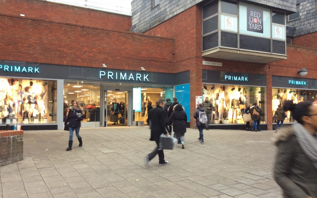 New Primark Store Opens in Former BHS in Colchester Town Centre