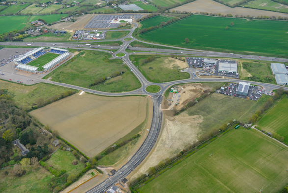 Development land at Stanway Colchester