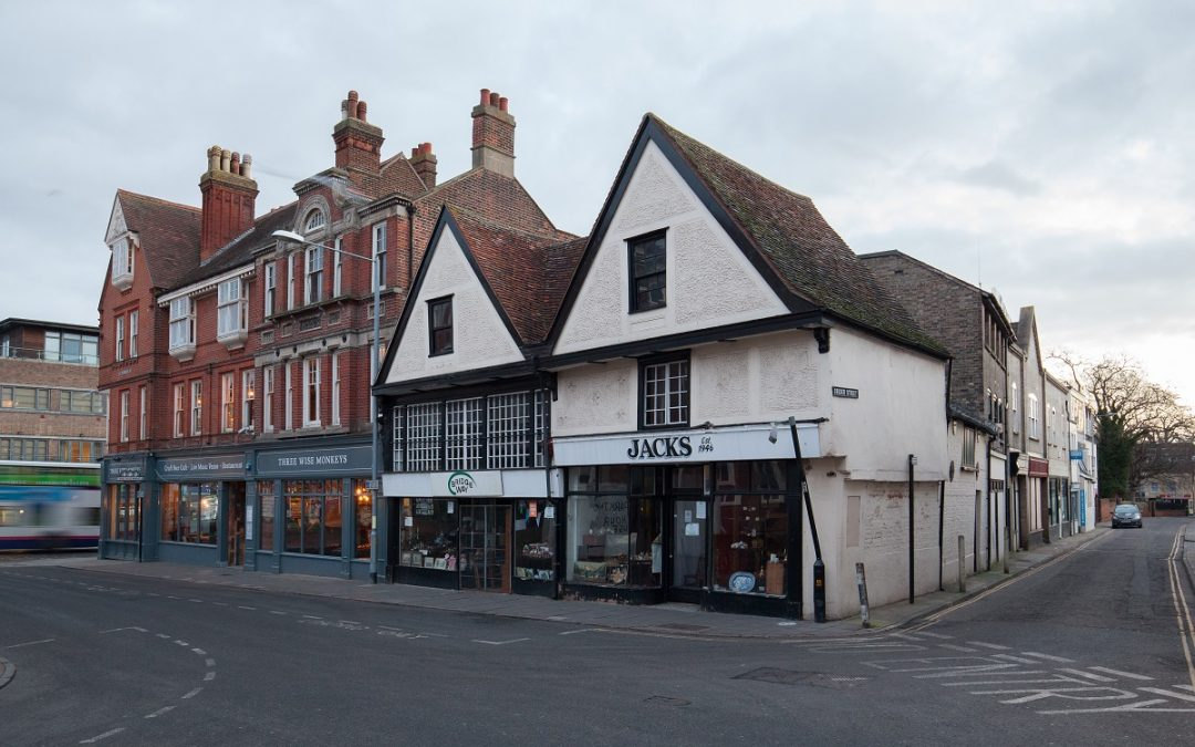 Revitalised Plans Confirmed for Jacks in Colchester Town Centre