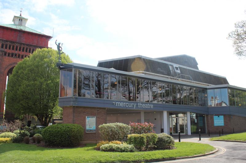 Exterior picture of Mercury Theatre Colchester