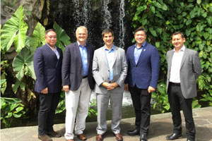 University of Essex Vice-Chancellor visits South East Asia to forge new research and student exchange links