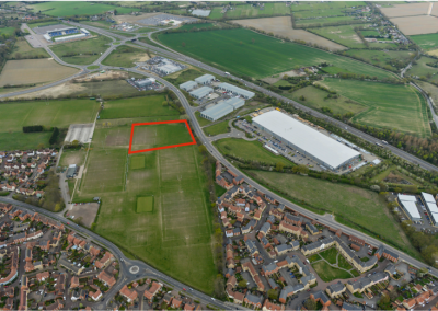 Northern Gateway Development Site, Axial Way, Colchester, CO4 5JF