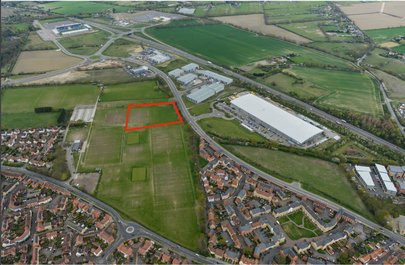 Northern Gateway Development Site, Axial Way, Colchester, CO4 5JF – UNDER OFFER