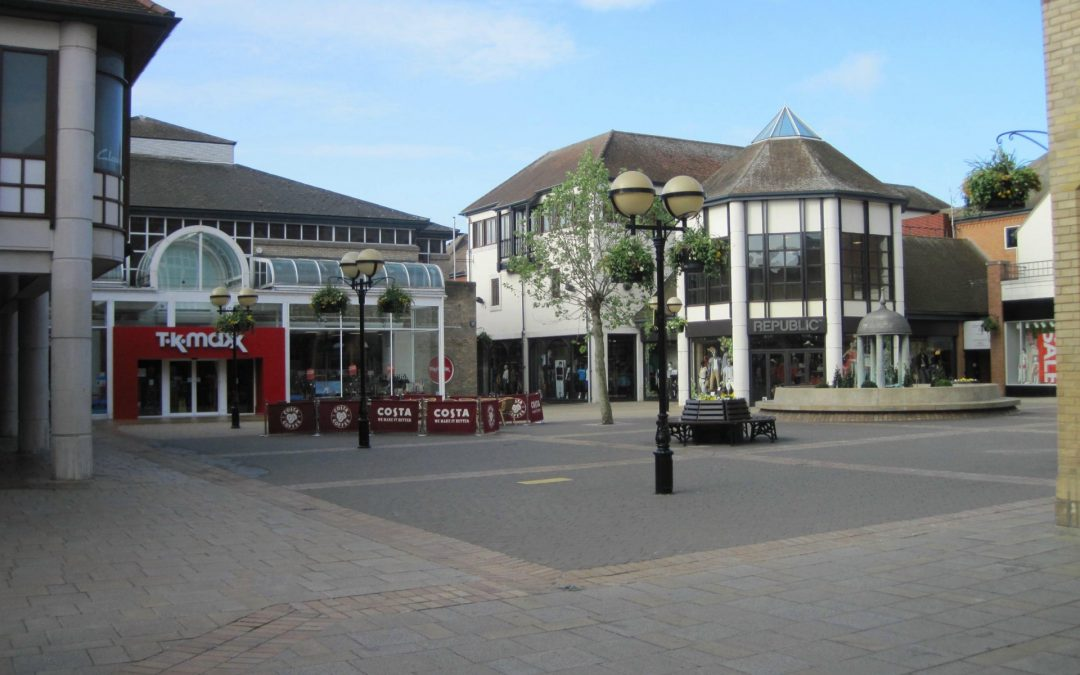 Free Space+ initiative offers chance of rent-free unit at Culver Square shopping centre in Colchester