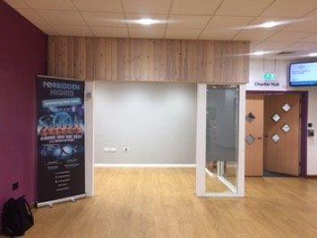 Small Unit in Leisure World Reception Area, Cowdray Avenue, Colchester
