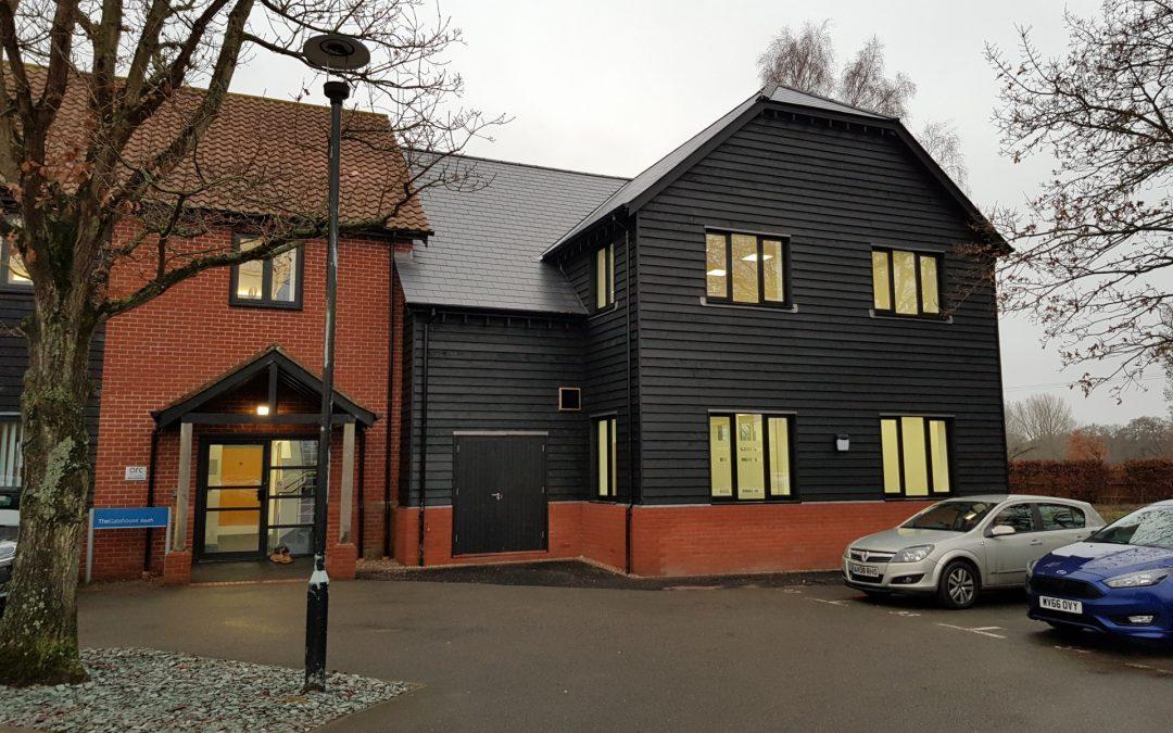 Arc Legal Assistance Ltd expands into new offices at Lodge Park
