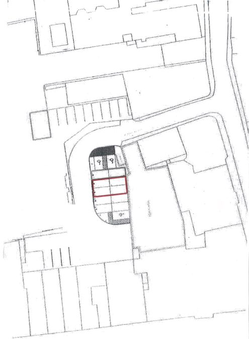 2x Tandem Parking Spaces Available to the rear of Colchester Town Hall