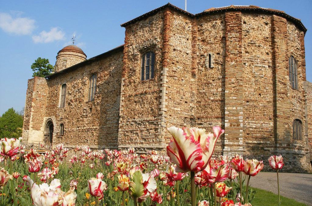 Colchester Castle Museum Wins Prestigious VisitEngland Award for its Welcome
