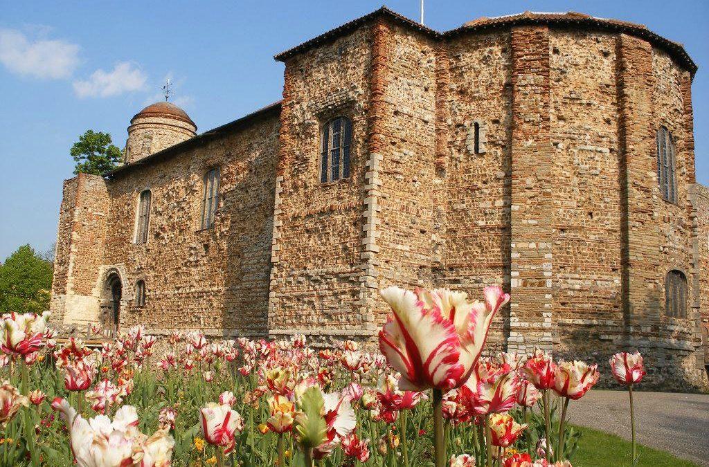 Colchester Castle Museum Wins Prestigious VisitEngland Award for its Welcome