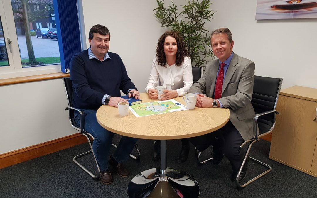 Stane Park Ltd Invests in Lodge Park Refurbishment Providing 5* Office Space for SME Growth