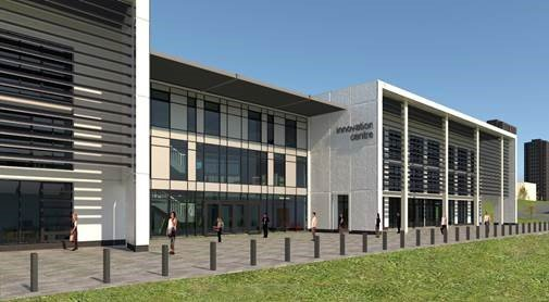 £2m funding boost from Essex County Council for digital start-ups and innovative businesses at University of Essex's Knowledge Gateway