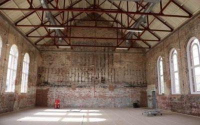 Mercury Theatre set to benefit from refurbished former Garrison Gym