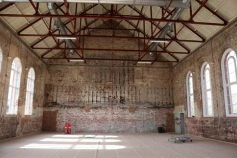 Mercury Theatre set to benefit from refurbished former Garrison Gym
