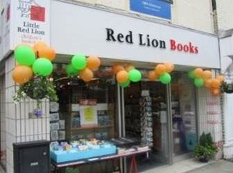 National Award for Red Lion Books
