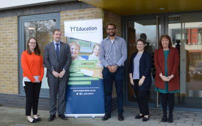 Award-winning Education Training Provider Joins Parkside Office Village at the University of Essex