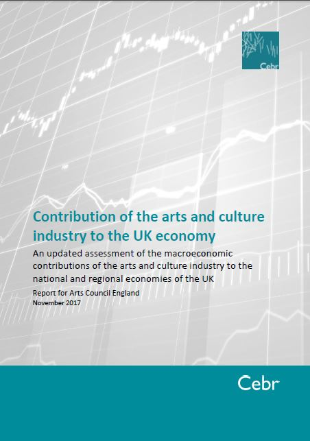 New Arts Council Report Spotlights Eastern Region as Benefiting from the Economic Impact of Arts & Culture