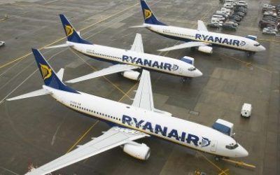 Essex Business Boost as Low-cost airline Ryanair launches 13 new European routes from London Southend Airport