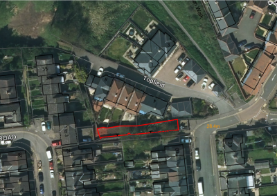 Land between Rawstorn Road and St Alban's Road, Colchester – UNDER OFFER
