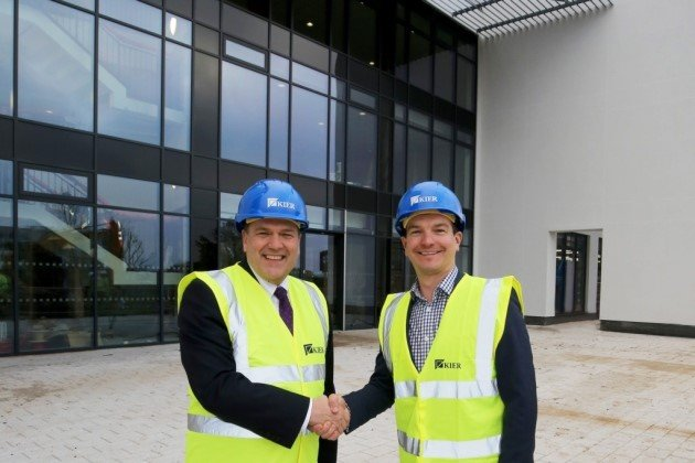 Businesses invited to join new £10m Innovation Centre at the University of Essex in Colchester