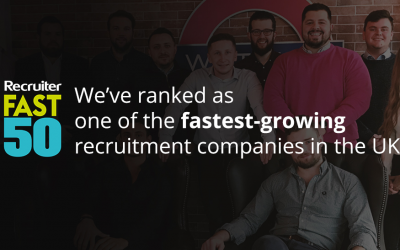 Colchester-based Whitehall Resources is one of the 50 Fastest Growing Recruitment Companies in the UK