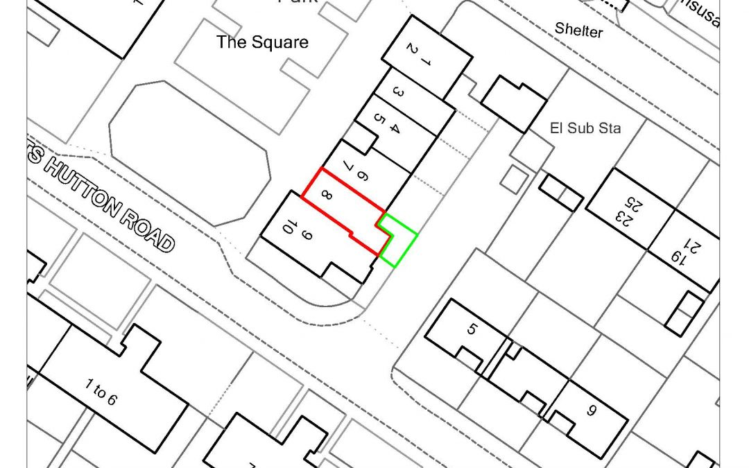 8 The Square, Iceni Way, Shrub End, Colchester, CO2 9EB – UNDER OFFER