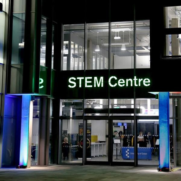 New £18m STEM Centre Opens at University of Essex in Colchester