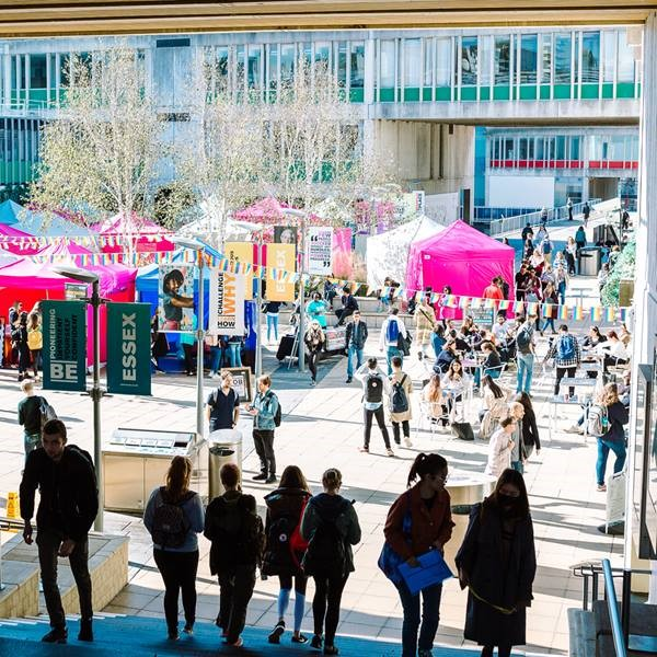 University of Essex Announces Largest Expansion of Staff in its History