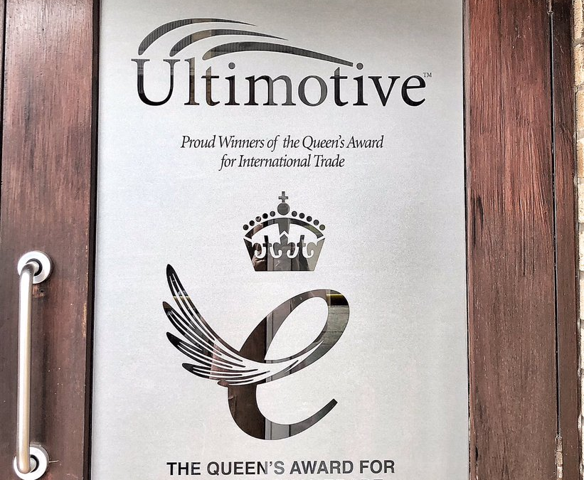 Colchester's Ultimotive Wins Queen's Award for International Trade