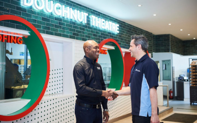 Colchester-based CloudFM Wins £10m Contract with Krispy Kreme's Estate