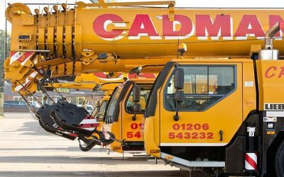 How £1m Loan Helped Colchester's Cadman Cranes to increase capacity and take on new contracts