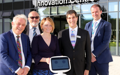 New £12m Innovation Centre Opened by Chancellor John Bercow at University of Essex
