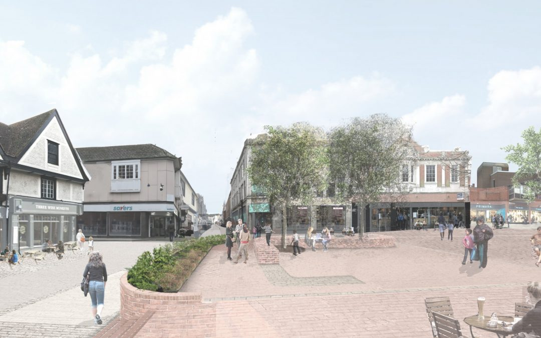 Colchester awarded £18.2m from Government Town Deal Fund