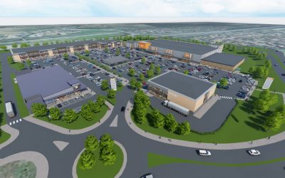 Work Commences on new £60m Stane Retail Park in Colchester